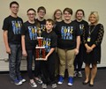 Clay wins ESC Junior High Quiz Bowl
