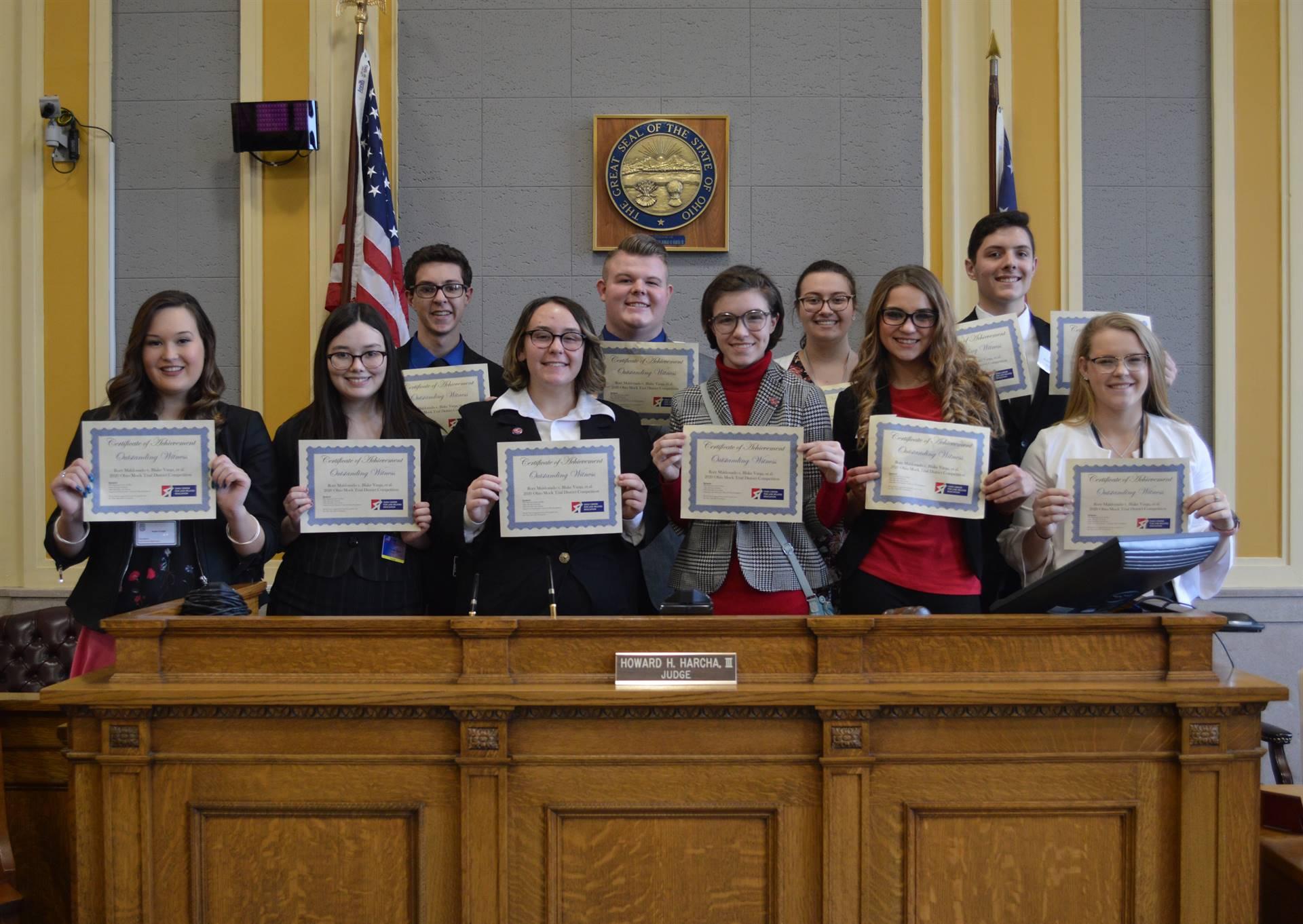 2020 Scioto County District Mock Trial