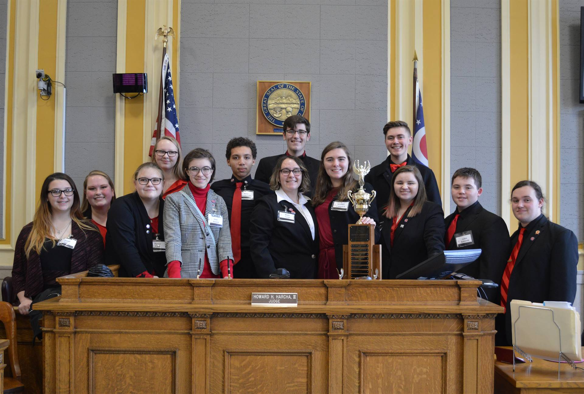 2020 District Mock Trial Champions