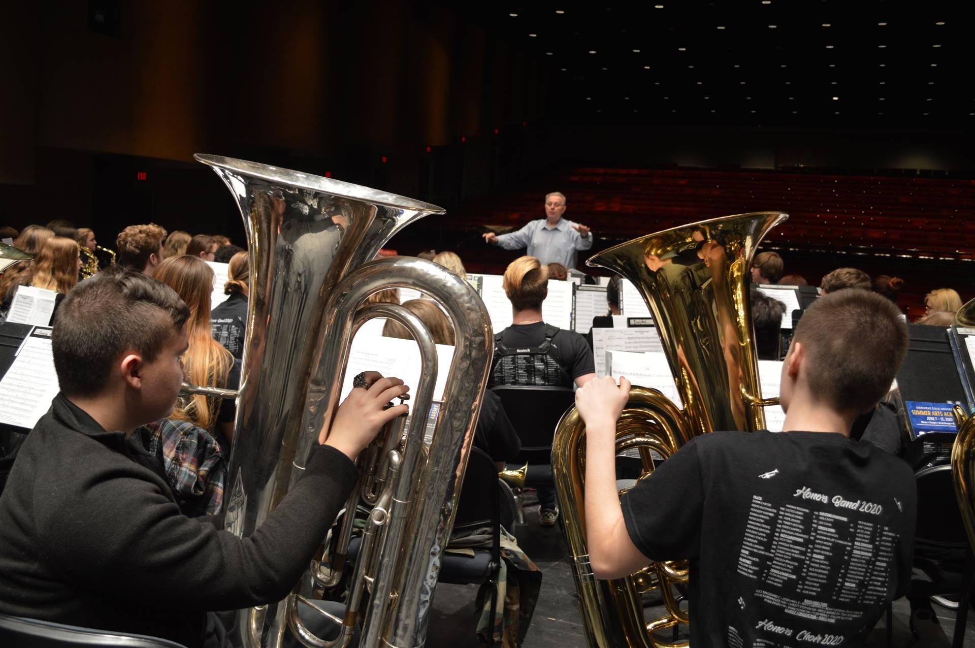 2020 Honors Music Festival