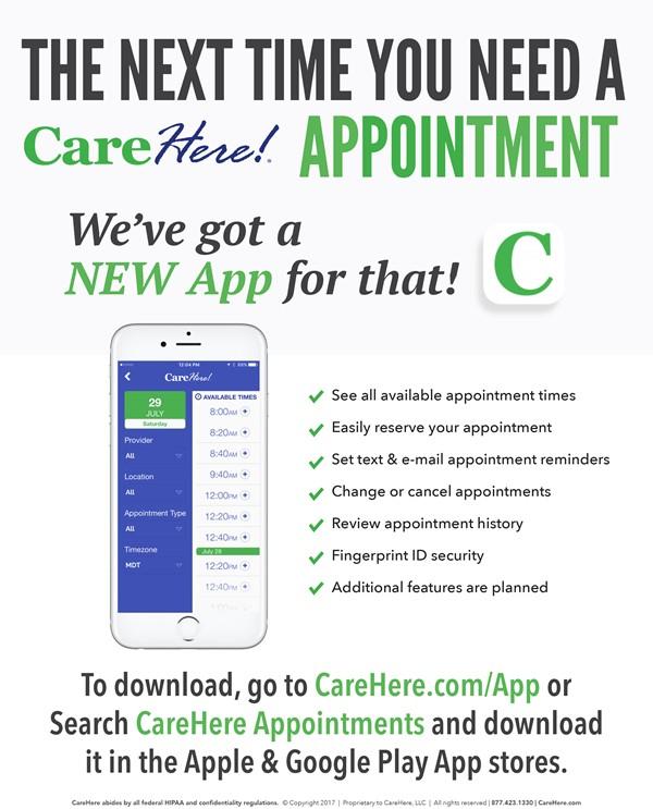 CareHere App